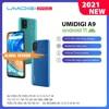 "In Stock UMIDIGI A9 Smart Phone Android 11 Global Version 13MP AI Triple Camera Helio G25 Octa Core 6.53"" HD+ 5150mAh Cellphone 1"