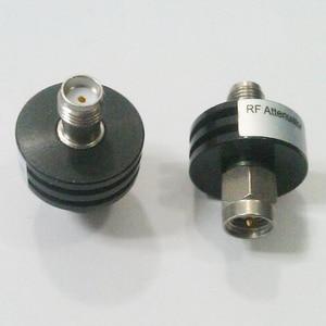 Image 4 - Atténuateur RF SMA atténuation fixe coaxiale ATT: 1 40dB; fréquence Freq: DC 6G; puissance Pwr: 5w 50ohm