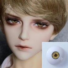 Шарнирный кукольный глаз, подходит для глаз 10 мм, 12 мм, 14 мм, 16 мм, 18 мм, с небольшим цветом Радужки, лайм, зеленый, бриллиант, лайм
