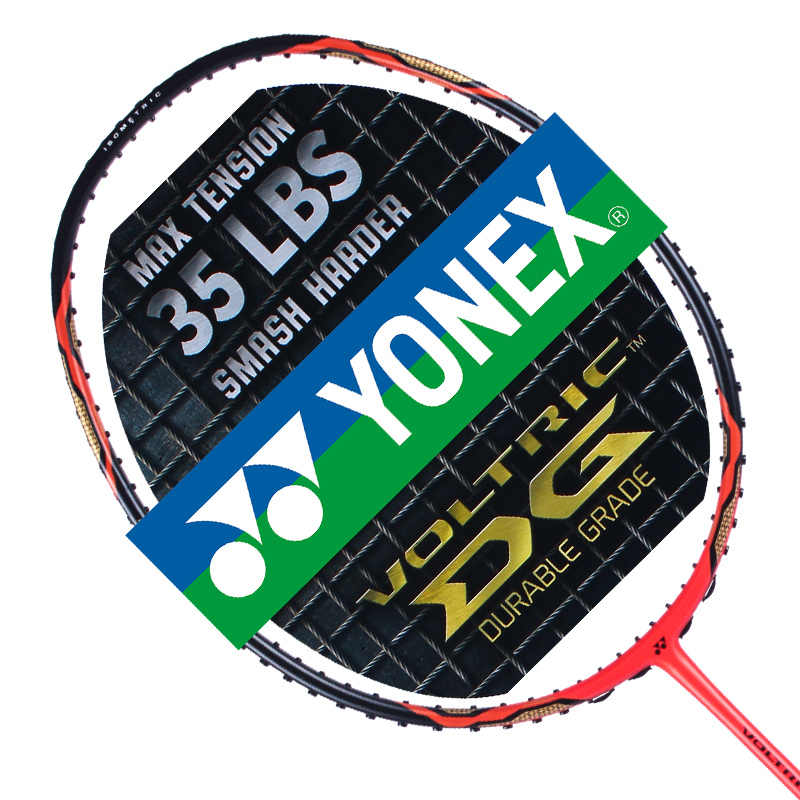 Yonex professional Badminton Racket High Tension VT Nano Carbon Fiber Voltric Badminton Racquet With bag
