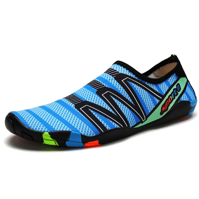 TOP!-Diving Shoes Snorkeling Shoes Speed Interference Water Upstream Shoes Outdoor Beach Shoes Men And Women Swimming Shoes Yoga