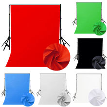 Fotografia Photography Studio Green Screen Chroma Key Background Backdrop For Studio Photo Lighting Non Woven Props #T2G(China)