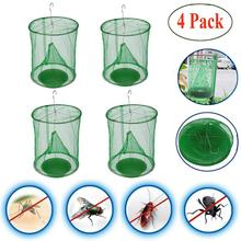 Hanging Flycatcher Folding Fly Trap Net Summer Mosquito Trap Top Catcher Fly Wasp Insect Bug Killer Fly catcher