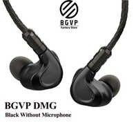 BGVP DMG 2DD + 4BA controladores híbridos en la oreja auriculares Metall Monitor de alta fidelidad con Kabel de Audio MMCX desmon