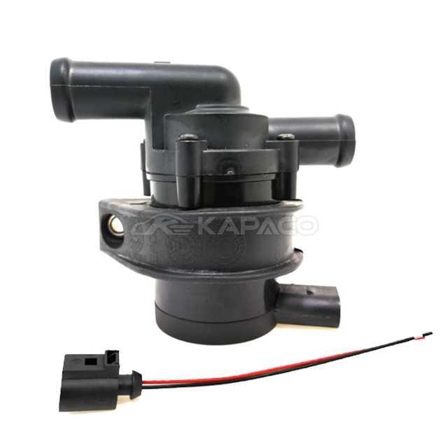 078121601B 078 121 B 601 bomba de agua refrigerante auxiliar eléctrico adicional para AUDI A4 A6 VW VOLKSWAGEN PASSAT