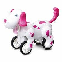 2,4 г собака дистанционная игрушка Рождественский контроль прыгающая собака Многофункциональная игрушка собака Детская игрушка обучающая забавная игрушка para# BZP