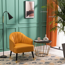 Chair Furniture-Armchair Sofas Reception Bedroom Living-Room Hotel Nordic Luxury Lazy