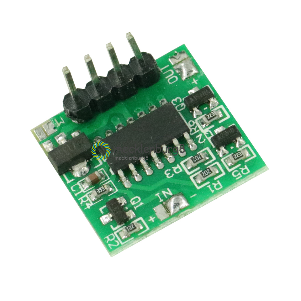 Programmable Timer 3.3V-18V 10s~24h Timing Switch Control Module