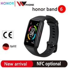Смарт-браслет Honor Band 6 с AMOLED экраном 1,47 дюйма и Bluetooth 5,0