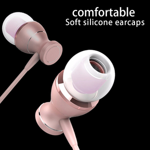 Image 2 - In ear Headset Waterproof Magnetic Clear Stereo High Quality Music And Sports Headset iPhone Android MP3 Headset
