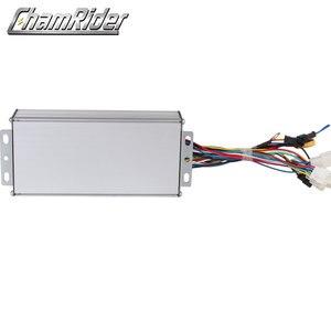 Image 5 - Ebike 48v 1000w 40a controlador sem escova da bicicleta elétrica onda senoidal salão sensor kt série suporte led lcd