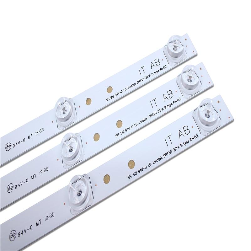 6-مصابيح قطعة Sidra lv320DUE 6
