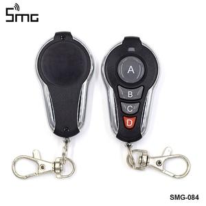 Image 5 - 12 24V 433.92MHz fixed code & rolling code receiver garage door controller 2 channel garage door remote receiver 2x 1527 remotes