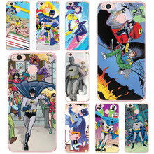 Batman sailing boat DC Case For Xiaomi MI8 Redmi 6 6A 4 4A 4X 5A Note4 4X Mi6 5X A1 Soft Silicone Cover Coque Mobile phone shell(China)