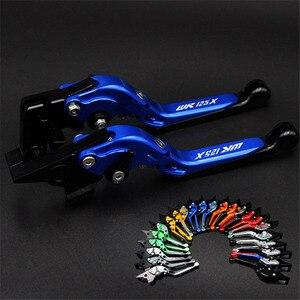 Image 1 - Alavancas de freio embreagem da motocicleta para yamaha wr 125 x wr 125x wr125 x wr125x 2012 2016 ajustável folding alavancas de freio 2015 2014