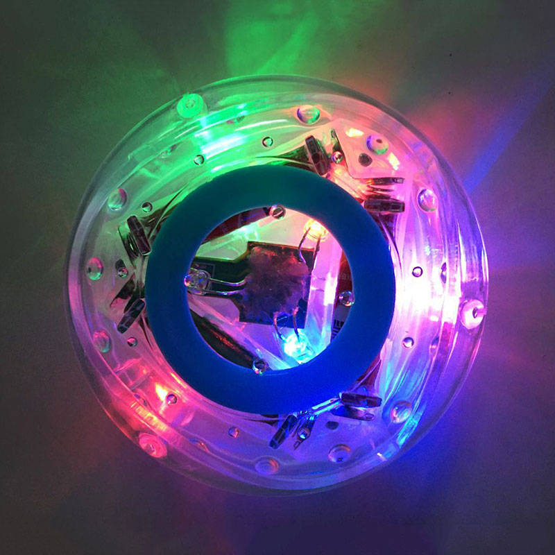 Pond Light Lamp Babys Bath Pool Bulb Floating LED Bathroom Lighting Show Underwater Disco Toys Glow For Fashion Child