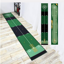 Golf Carpet Putting Mat Thick Smooth Practice Putting Rug For Indoor Home Office Golf Practice Grass Mat Golf Training