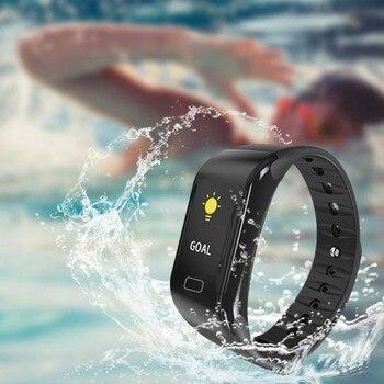 1pcs H10 Plus Color Screen Sport Smart Bracelet Health Heart Rate Monitoring Step Count Band Watch Smart Bracelet