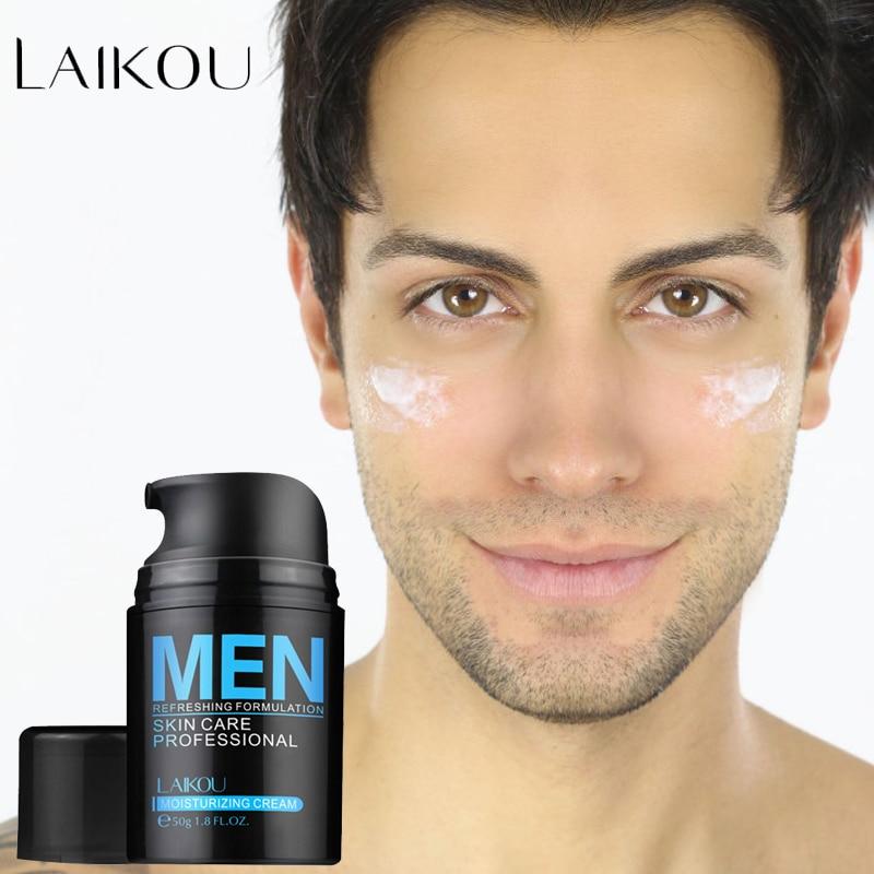 maine expert vita lifting - LAIKOU Hyaluronic Acid Face Cream Oil-control Men Lift Anti-Wrinkle Firming Shrink Pores Acne Day Cream Moisturizing Whitening