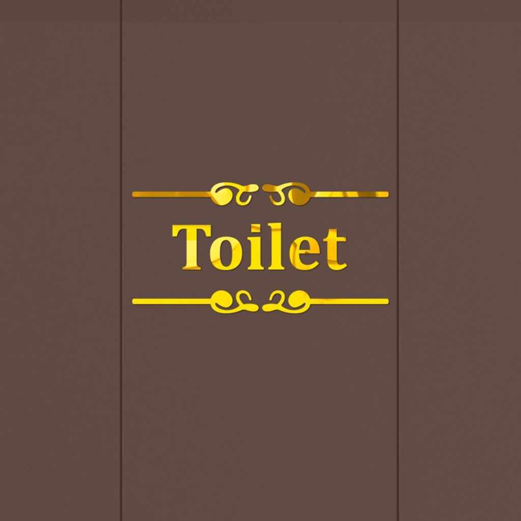 الإبداعية Diy بها بنفسك شخصية الموضة ثلاثية الأبعاد ملصقات جدار الحمام الحمام نصائح ملصقات للمرايا الأماكن العامة نصائح ثلاثية الأبعاد ملصقات للمرايا