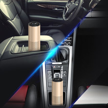 Useful Car Air Purifier 5V Home Negative Ion Vehicle Sterilize Air Disinfection For Auto Accessories Car Air Humidifier