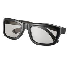 Eyewear Lenses 3d-Glasses 3d-Cinemas Active Circular Polarized Sony Real-D for Passive