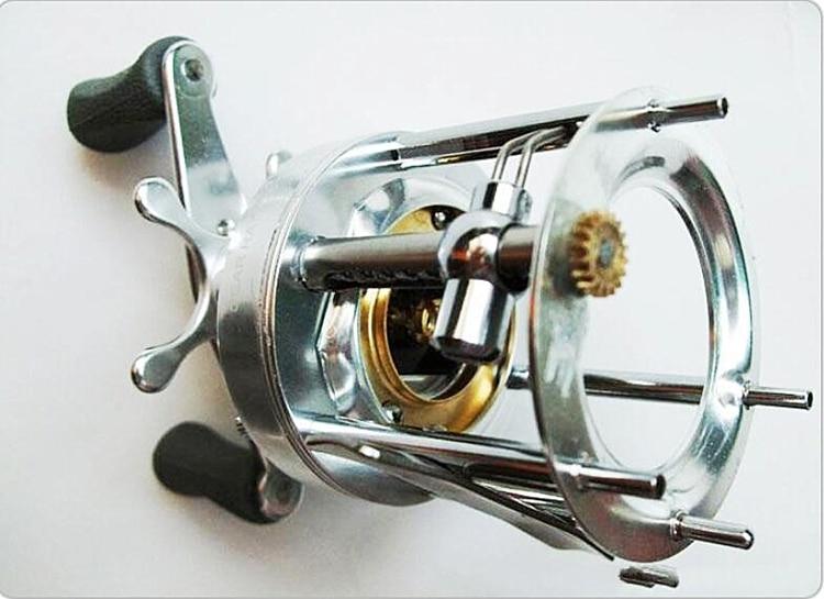 Completo metal fundido tambor roda isca fundição