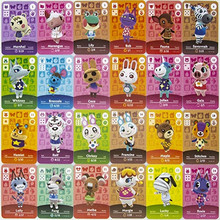 72pcs/lot Animal Crossing Mini Cards Ntag215 NFC Card Work For NS Switch New Horizons