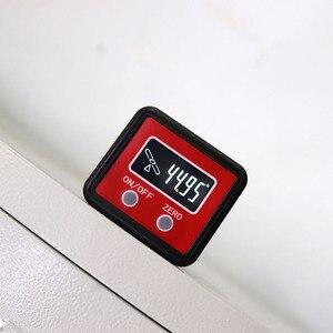 Image 4 - Goniometro angolare R & D smussatura universale Mini goniometro digitale elettronico a 360 gradi inclinometro Tester strumenti di misura