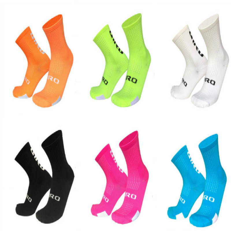 New  Sport Running Socks Compression Cycling Socks Men Women Road Bicycle Socks Outdoor Racing Bike