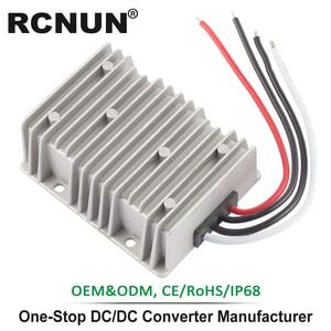 Image 5 - Schritt up DC Konverter 12V 24V bis 48V 8A Spannung Regler, DC DC Power Supply boost modul RC124808 CE RoHS RCNUN