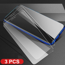 3PCS Tempered Glass For Huawei P30 P20 Pro P10 lite Screen Protector for Huawei Honor View 20 V10 8 9 10 lite 8X 8C film cover(China)