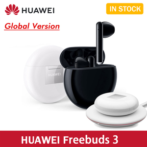 New Original Huawei FreeBuds 3 Wireless TWS Headsets Earphone Bluetooth 5.1 Active Noise Reduction Tap Control Fast Charging