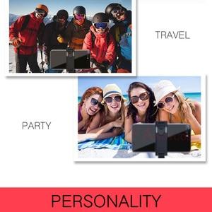 Image 5 - FANGTUOSI Palo de Selfie inalámbrico 3 en 1, Bluetooth, monopié de mano extensible, Mini trípode plegable con obturador remoto para iPhone