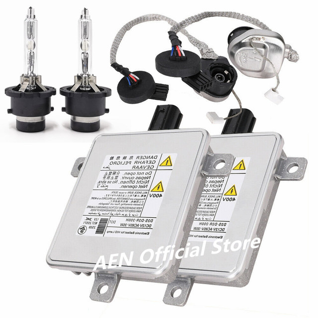 New OEM Xenon HID Headlight Ballast D2S Bulbs for 06 09 Mazda Honda Mitsubishi D530510H3 33119 SEP H01 33119 SAA 013 8301C042