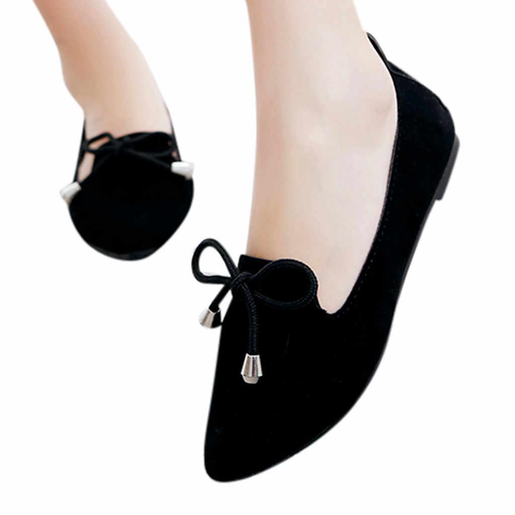 Jaycosin frauen Casual Schuhe Frühjahr Und Herbst frauen Casual Schuh Flach Mit Flachem Boden Zapatos De Mujer Tacon bajo