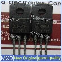 5 pçs/lote novo original importado tubo scr BCR8PM-12L 8a600v qualidade é melhor do que doméstico boa qualidade