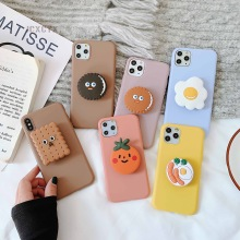 3D Cartoon Oreo Cookies phone case iphone X XR XS 11 Pro Max 6S 7 8 plus samsung S8 S9 S10 Note SF