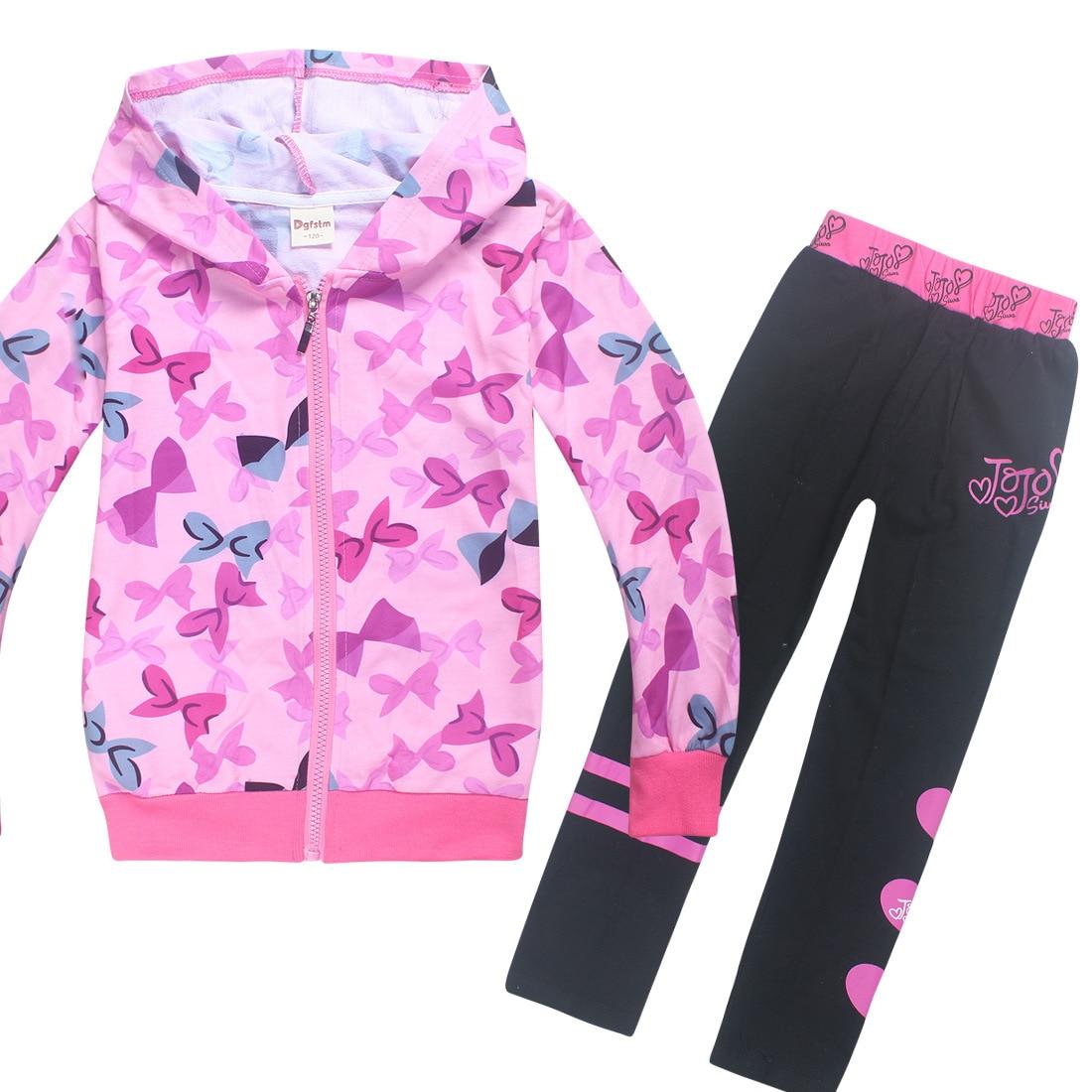 JOJO Siwa/2019; зимняя одежда для маленьких девочек; детская футболка; модная детская забавная одежда; пальто на молнии; одежда для больших детей
