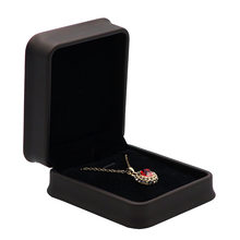 Top Grade Jewlery Box Waist Hugging Accessories Storage Box Pendant Box Bracelet Box Necklace Box Jewelry Packaging Gift Box(China)
