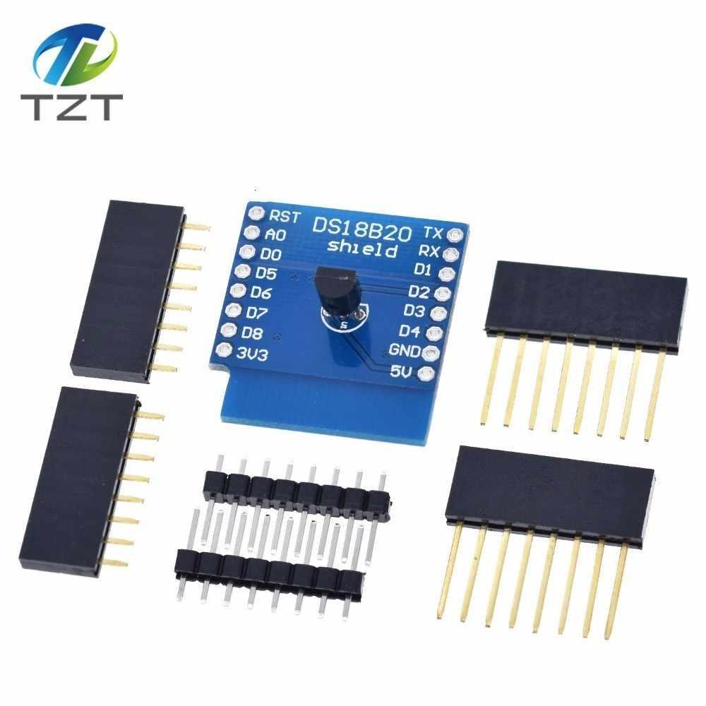 Esp8266 D1 Mini Pro Wifi Scheda di Sviluppo Nodeu Ws2812 Rgb Dht11 Dht22 Am2302 Relè Ds18b20 Bmp180 Motore Per Wemos Fai Da Te kit