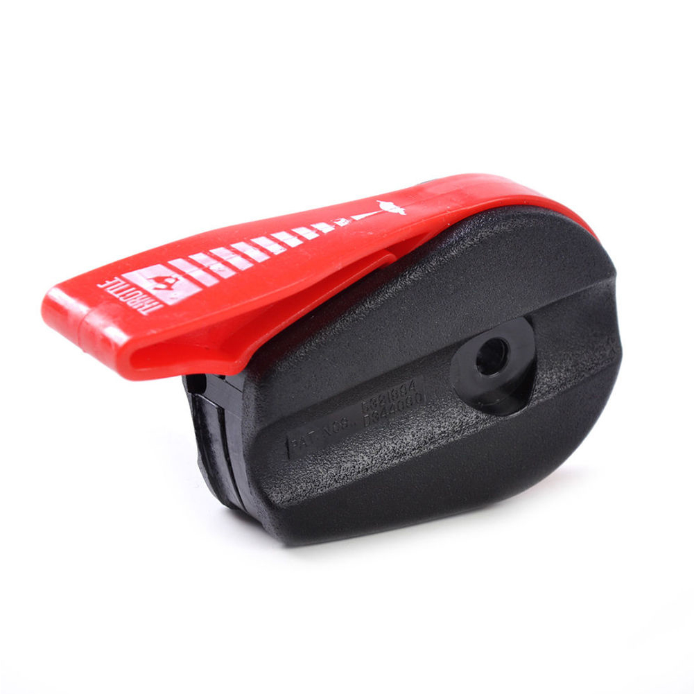 Lawnmower Oil Kit Handle Hand Push Red+Black Universal Lawn Mower Garden Lever Tools Throttle Control Switch