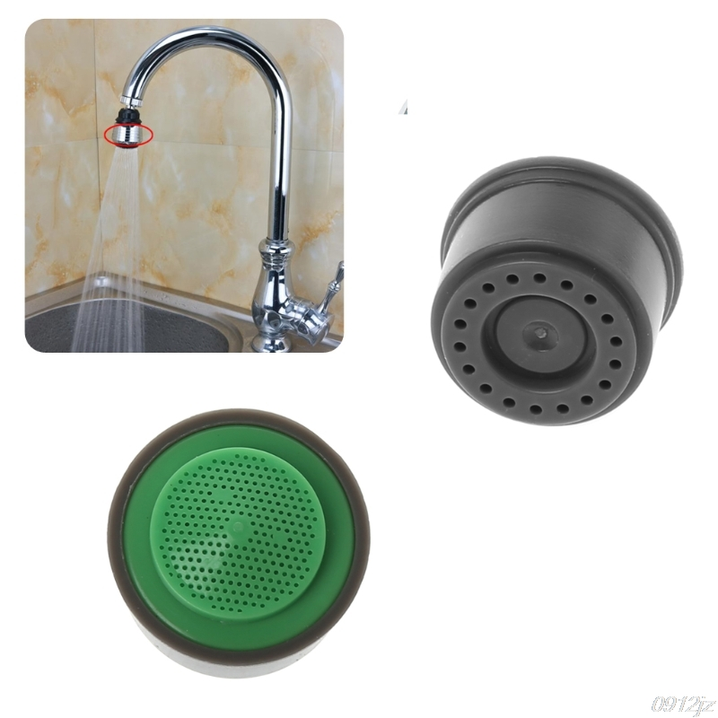 1 Pair 2L/3L 24mm Faucet Aerator Water Saving Eco-Friendly Spout Filter Inner Core