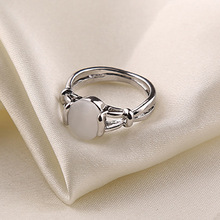 Hot twilight city Bella with the cats eye silver ring accessories European and American film manufacturers hot party gifts