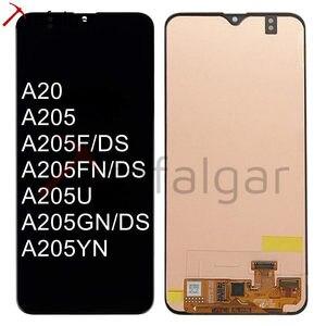 Image 3 - Per SAMSUNG GALAXY A10 A105 A20 A205 A20E A202 A30 A305 A40 A405 A50 A505 A60 A606 A70 A80 A90 5G A908 Display LCD Touch Screen