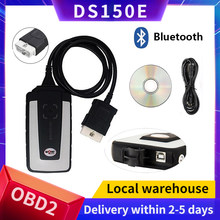WOW v5.008 R2 TCS CDP ЕС склад белобочка 2020 Bluetooth ds150e obd2 сканер Авто инструменту диагностики автомобилей Грузовик + 8 шт. кабели