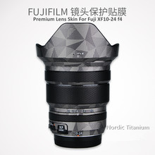 Lens Decal Skin Sticker Voor Fuji XF10 24 F4 R Protector Anti Kras Jas Wrap Cover Case
