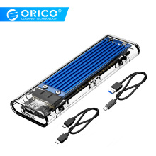 ORICO M.2 to Type-C SSD Enclosure NVME Transparent