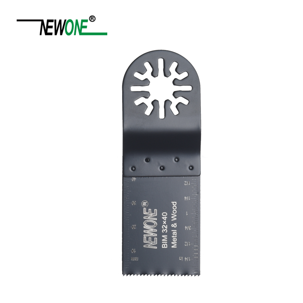 HAOLI 32mm Bi-metal Oscillating Tool Multi-function Tool Saw Blades   Fit For Makita, AEG,Fein And Most Brands Of Multi-tools