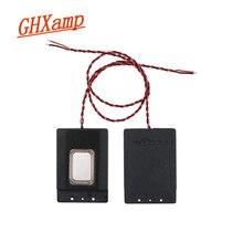 GHXAMP Altavoces ultrafinos de 34,8x24x3,6mm, altavoces planos todo en uno, altavoces de reconocimiento facial